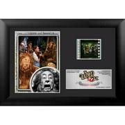 Trend Setters Wizard of Oz 75th Anniversary (Cowardly Lion) Mini FilmCell Presentation Framed Memorabilia