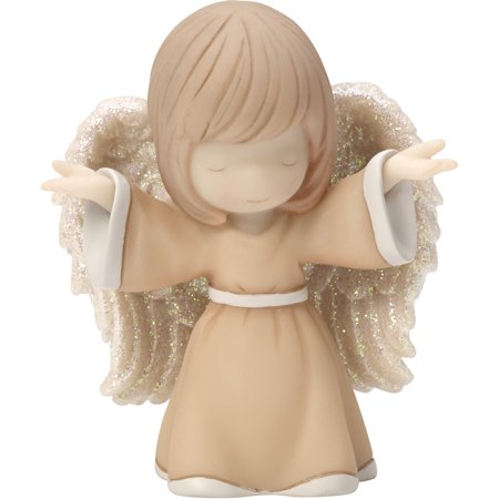 Precious Moments Open Arms Angel Mini Figurine Resin 163504