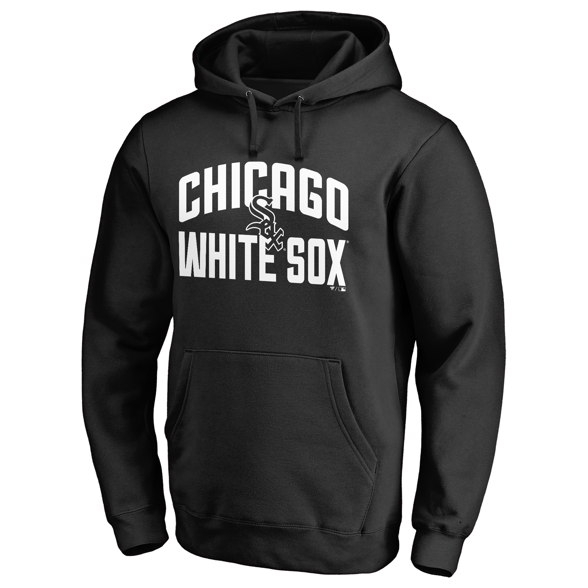 ef04ba567b0 Chicago White Sox Fanatics Branded 2019 Father s Day  1 Dad Pullover Hoodie  - Black - Walmart.com