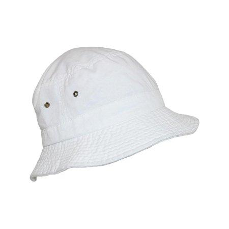 f0c5f573639 Dorfman Pacific Size 2XL Cotton Big and Tall Summer Bucket Hat 2XL ...