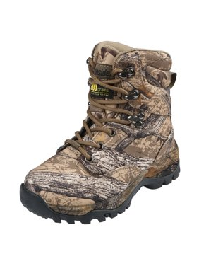 Northside Kids Crossite Waterproof 200 Gram Insulated Camo Hunting Boot Little Kid Big Kid