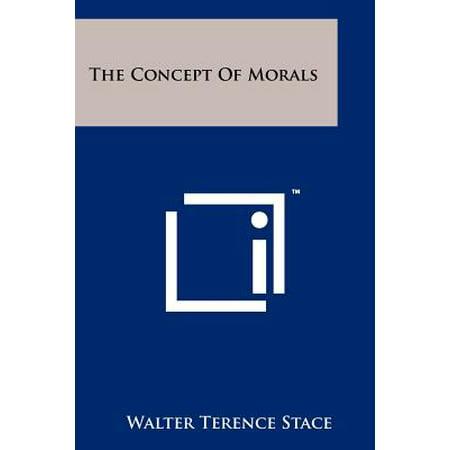 The Concept of Morals - Walmart.com