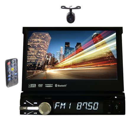 eincar 7 39 39 inch single din in dash car dvd player gps. Black Bedroom Furniture Sets. Home Design Ideas