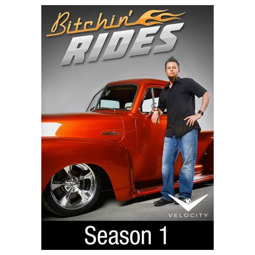 Dave Kindig Height >> Bitchin' Rides: Season 1 (2014) - Walmart.com