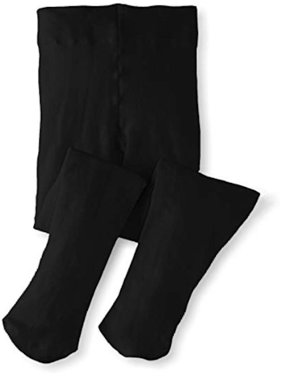 L C Boutique Girls Microfiber Footed Tights Ages 1 to 15