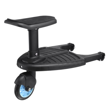 Kids Outdoor Baby Board Stroller Pushchair Step Board Stand Connector Wheeled Up To
