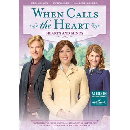 When Calls the Heart: Hearts and Minds (DVD) (All American Rejects Another Heart Calls Female Singer)