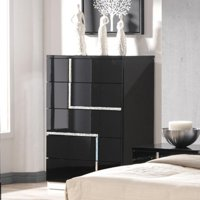 J&M Furniture Lucca 5 Drawer Chest