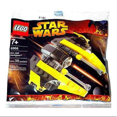 Star Wars Revenge of the Sith Jedi Starfighter Mini Set LEGO 6966