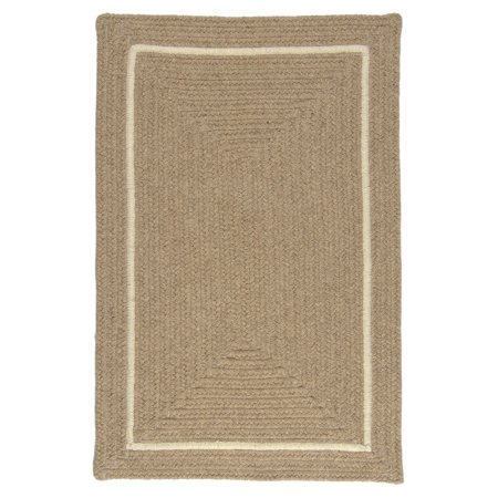 Colonial Mills Shear Natural Indoor Area Rug