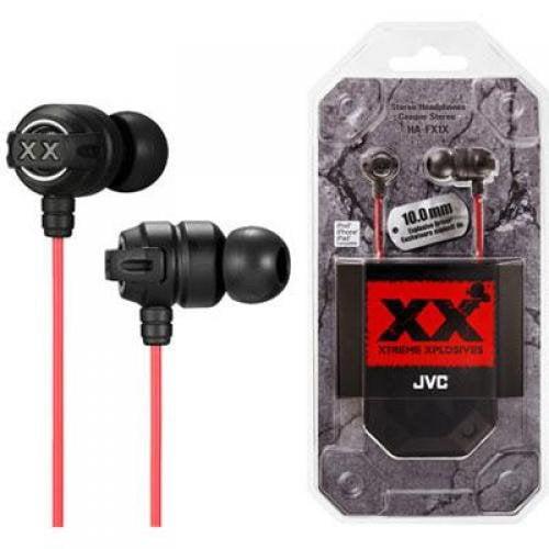 JVC America HA-FX1X Xtreme Xplosives In Ear