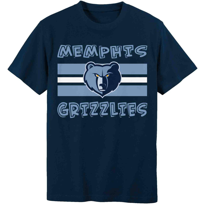 NBA Memphis Grizzlies Toddler Team Short Sleeve Tee