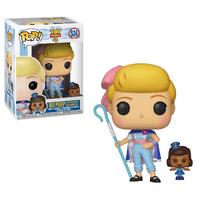 Funko POP! Disney: Toy Story 4 - Bo Peep w/ Officer McDimples