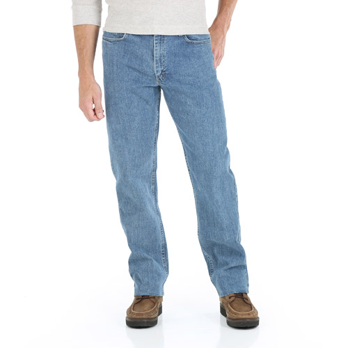 Wrangler Men's Advanced Comfort Relaxed Fit Jean