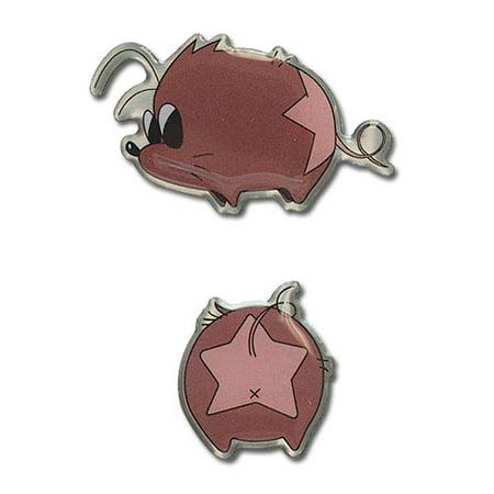 Pin Set - Gurren Lagann - New Boota (Set of 2) Anime Gifts Toys Licensed ge7503