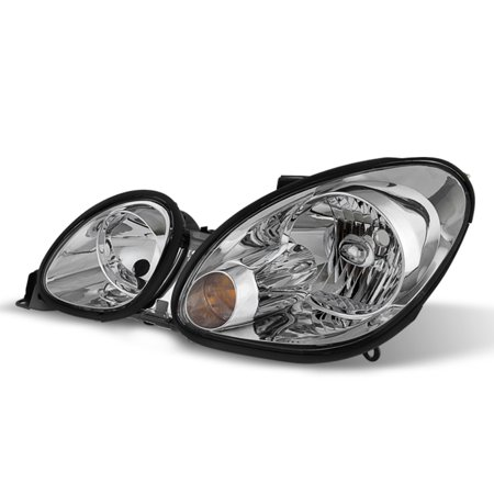 Replacement For 1998-2005 Lexus GS Driver Side Headlight Left Side Front Lamp