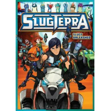 Slugterra: Slugs Unleashed (DVD)