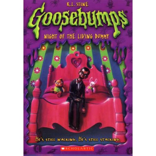 GOOSEBUMPS-NIGHT OF THE LIVING DUMMY (DVD/FS-1.33/RE-PKGD/ENG-SUB)