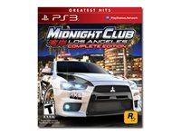 Midnight Club: Los Angeles Complete Edition (Playstation 3) by Rockstar