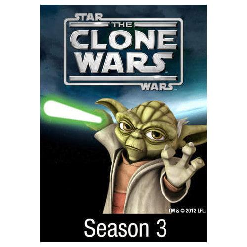 Star Wars: The Clone Wars: Season 3 (2010)