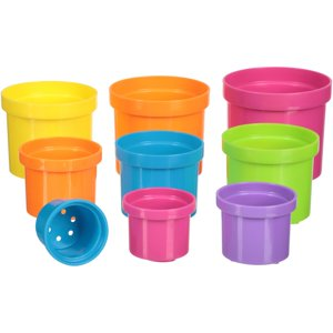 ALEX Toys Rub a Dub Stack and Pour Cups