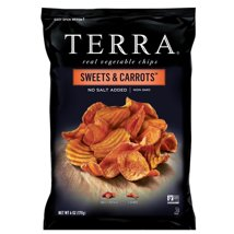 Veggie & Grain Chips: Terra Sweet Potato