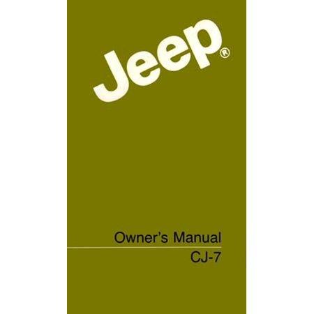 Bishko OEM Maintenance Owner's Manual Bound for Jeep Cj, Wrangler 1986 ()