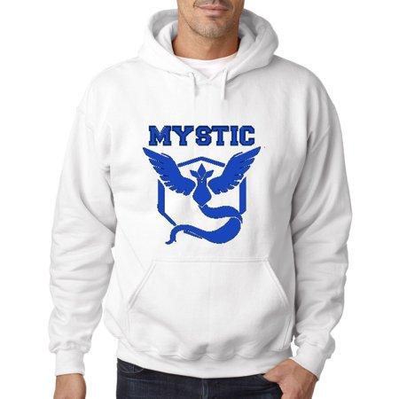 514 - Hoodie Pokemon Go Team Mystic Emblem Logo Articuno Sweatshirt](Pokemon Hoody)