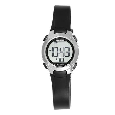 Armitron Unisex Black Digital Sport Watch