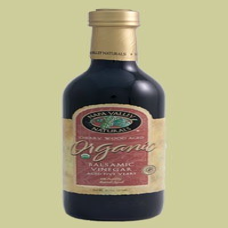Balsamic Vinegar Organic Napa Valley 12 7 Ounce Bottle