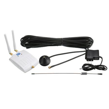 LCD GSM 1800M ALC Teknologi Penguat Sinyal untuk Sinyal Ponsel 4G LTE Booster Amplifier - image 6 de 9
