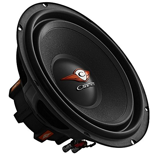 Cadence S1W10D2.v2 2 Ohm 700W 10-inch Subwoofer