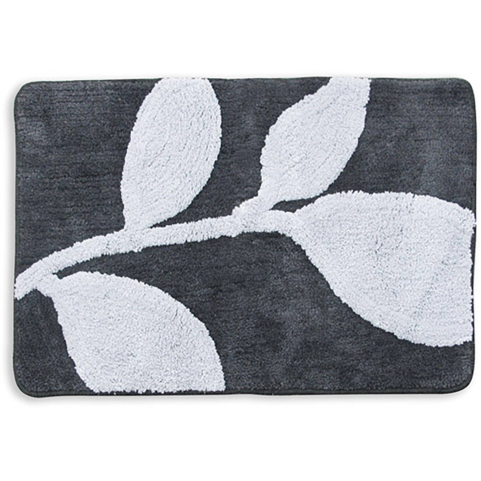 Better Homes and Gardens Tranquil Leaves Decorative Bath Collection - Bath Rug