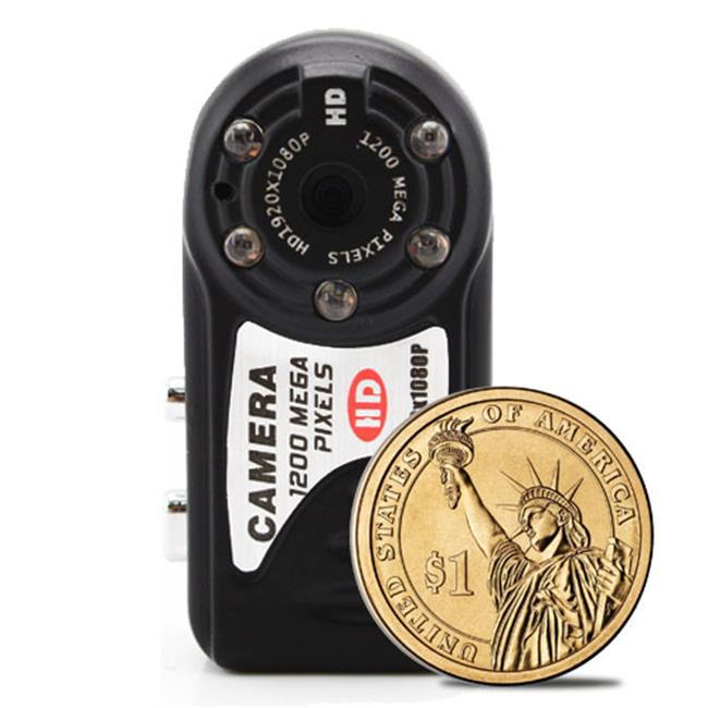 ANK Electronics S20830 The Worlds Smallest HD Camcorder DVR