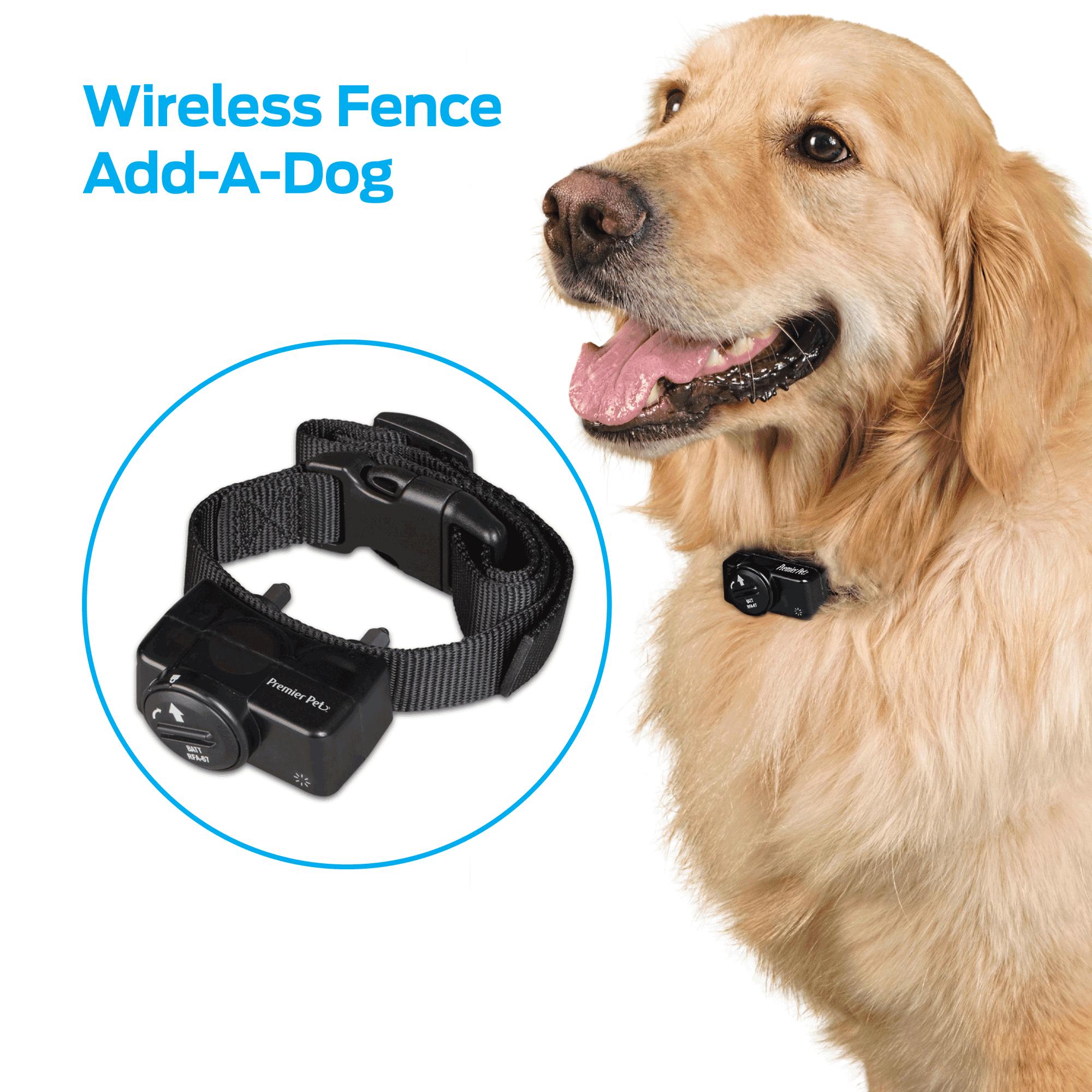 Premier Pet Wireess Add-A-Dog GIF00-16348