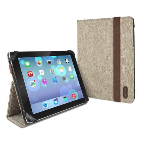 Cygnett CY1081CINOD Node Folio iPad 5th Gen, Brown (CY1081CINOD)