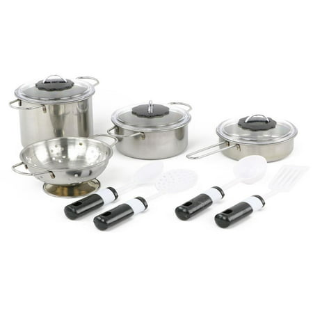 Lollipop Stainless Steel Cookware Play (Lollipops Set)