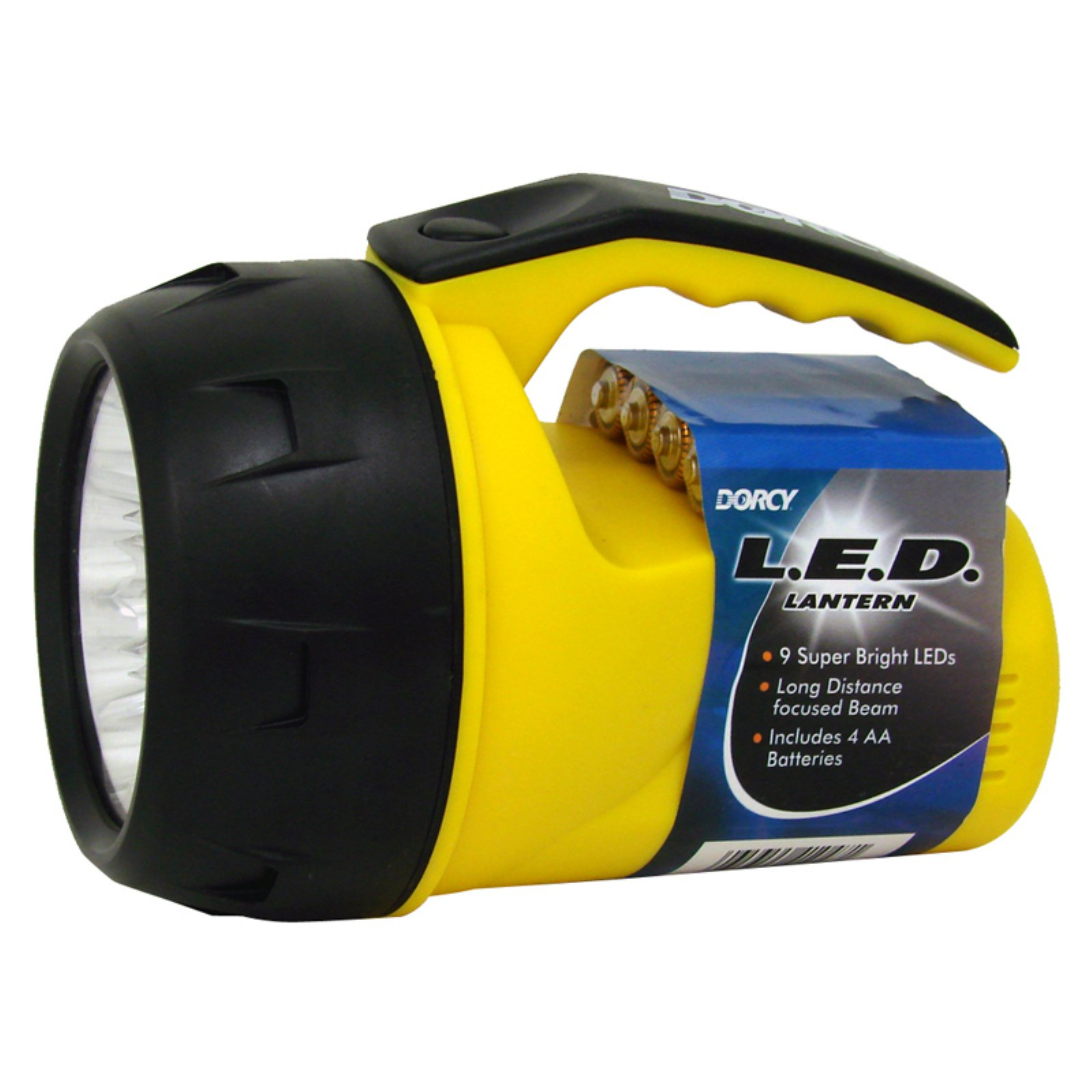 Dorcy Handheld Flashlight/Spot Light, 41-1047