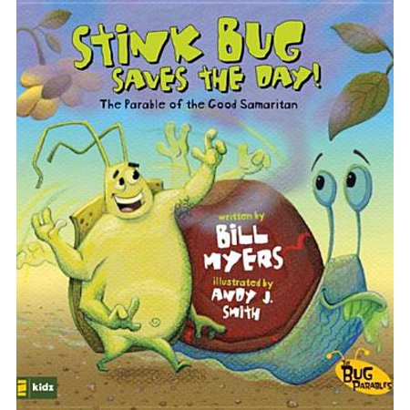 Stink Bug Saves the Day! - eBook ()