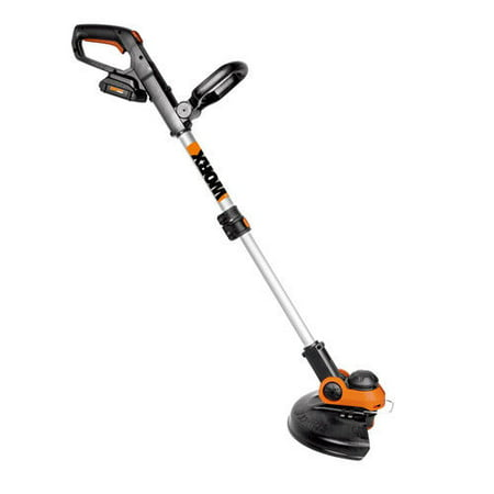 WORX GT 3.0 WG163 20V 2.0 Ah Cordless Lithium-Ion 12 in. Grass Trimmer/Edger with Command