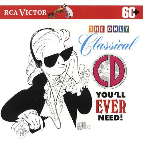 Only Classical Cd You'Ll Ever Need / Various
