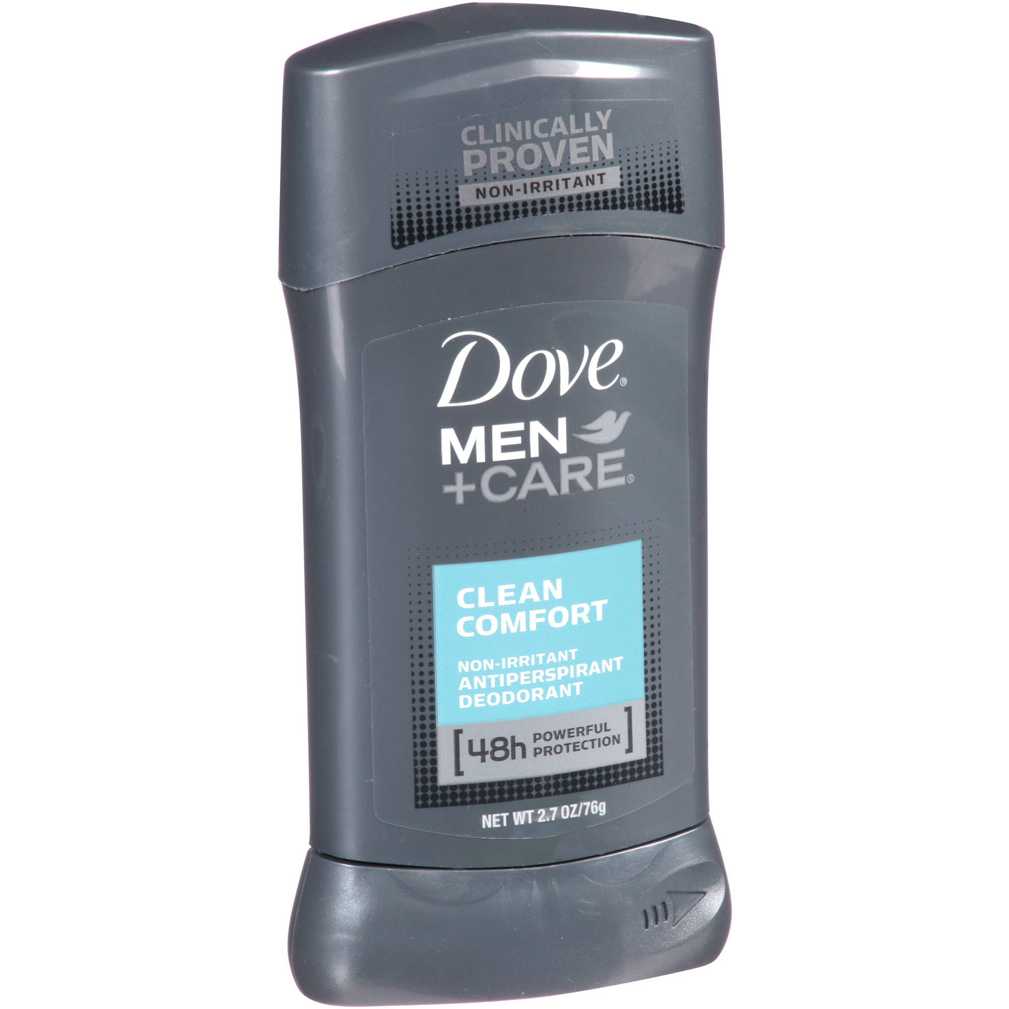 Dove Men+Care Clean Comfort Antiperspirant Deodorant, 2.7 oz