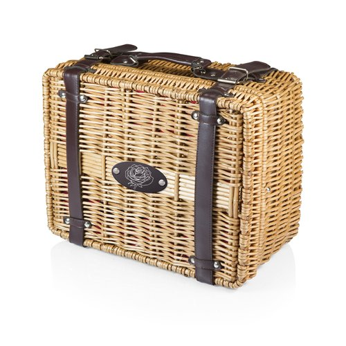 Picnic Time Beauty and The Beast Champion Picnic Basket by Overstock