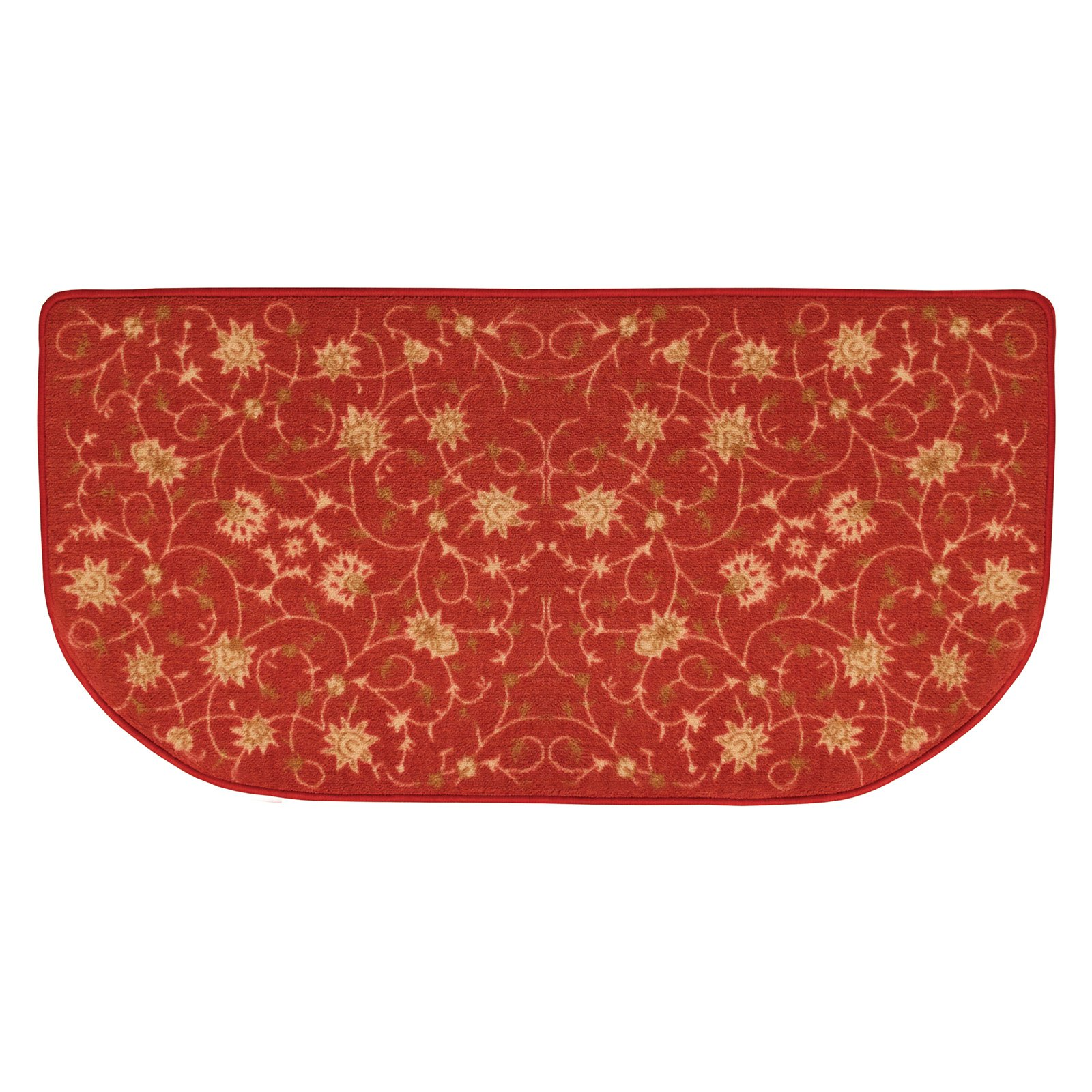 Uniflame Nylon Hearth Rug - Floral