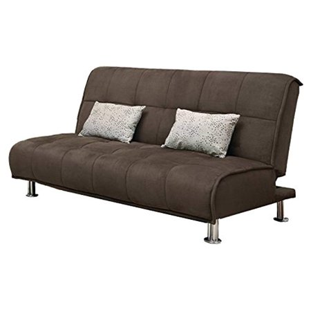 SOFA BED, BROWN, 72.00 X; 53.00 X 16.25