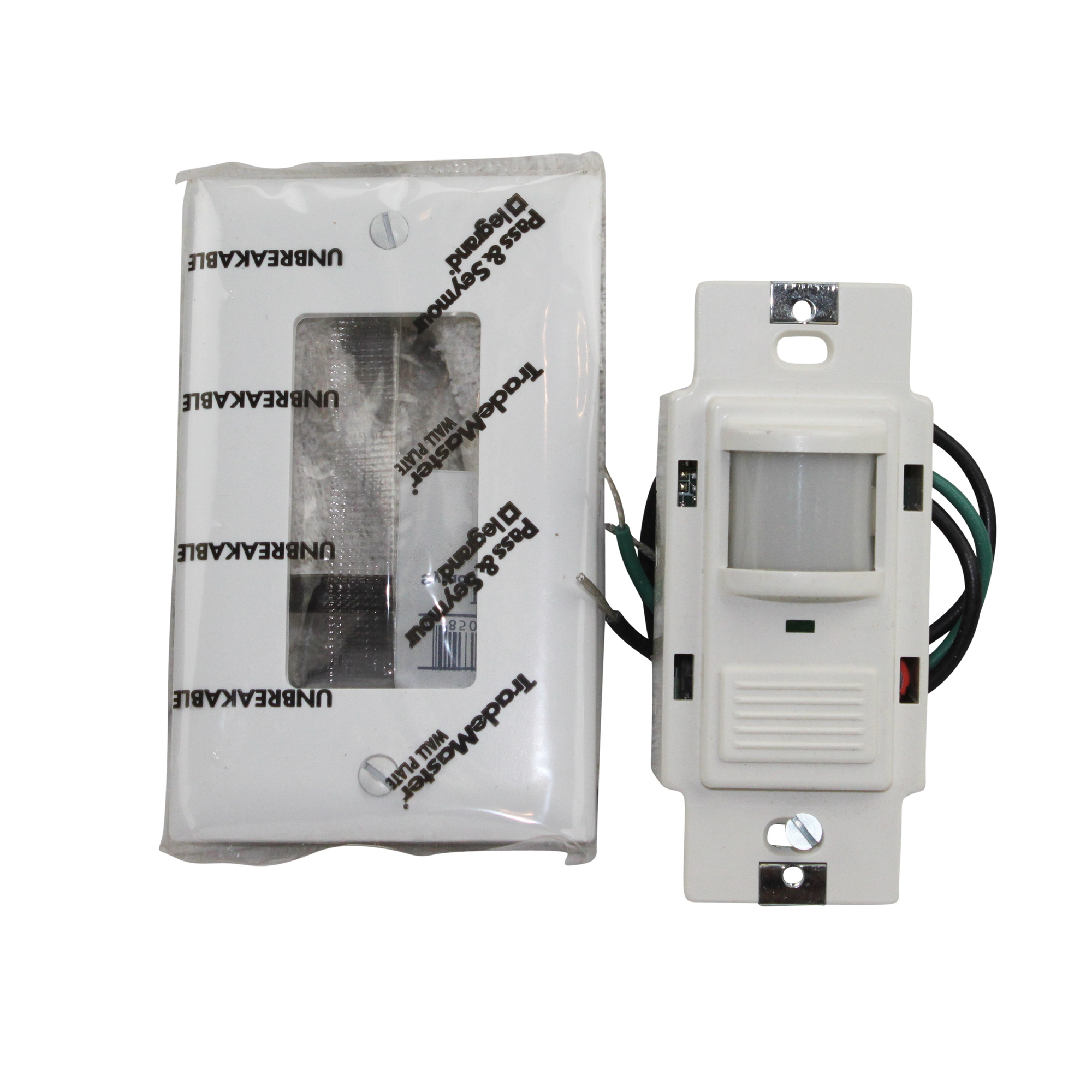 Sensor Switch Lithonia Wsd-Vr Passive Infrared Occupancy Sensor Pir Wall Switch Vandal Resistant 120