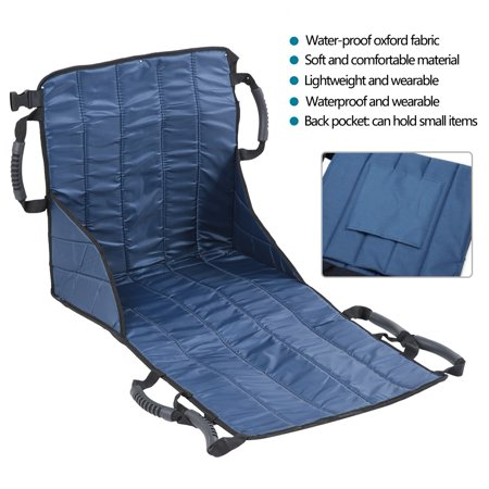 Ejoyous Patient Lift Sling Transfer Seat Pad Medical Mobility Emergency Wheelchair Transport Belt  , Medical Transfer Lift Sling,Patient Board Transfer - image 3 of 8