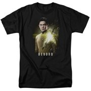 Star Trek Beyond Sulu Poster Mens Short Sleeve Shirt