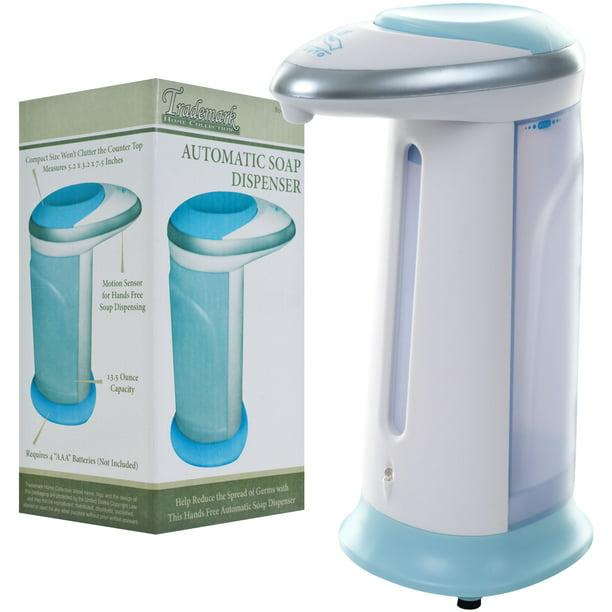 Trademark Home Collection Automatic Soap Dispenser Walmart Com Walmart Com