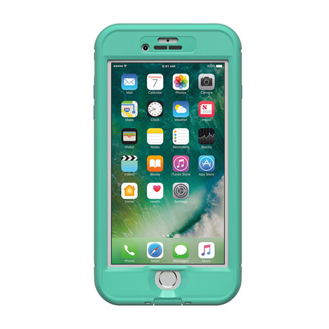 LifeProof NÜÜD Protective Waterproof Case iPhone® 7 Plus - Mermaid Teal